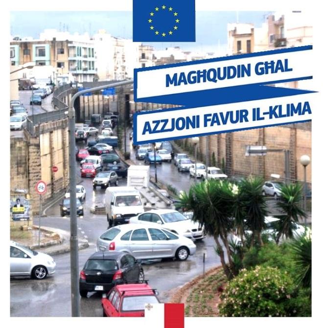 Malta Raffic COP21